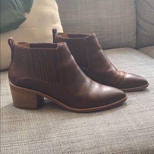 Madewell bootie